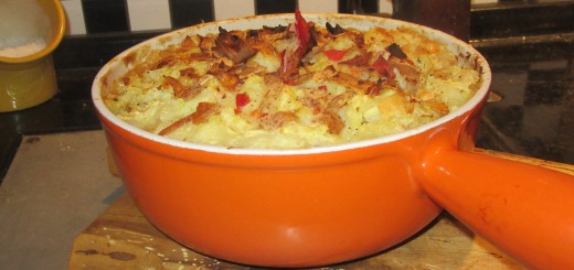 Up-Market Shepherd's Pie